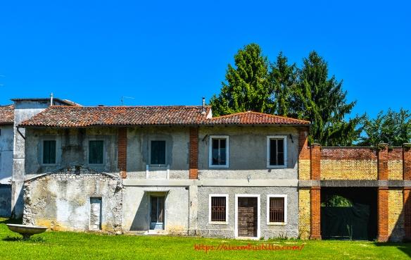 Villa Marini Trevisan, Aviano, Friuli-Venezia Giulia, Italia