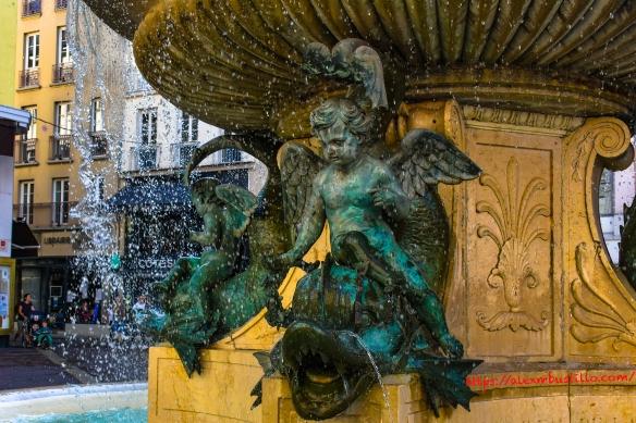 Grenoble Centre Ville Portrait