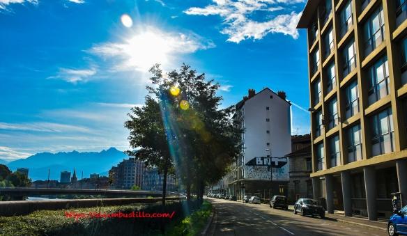 Grenoble Quai