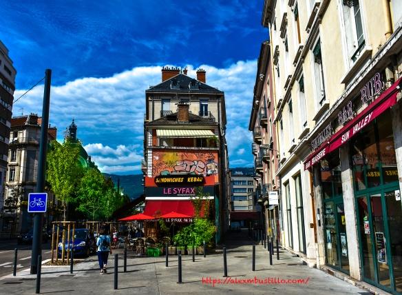 Le Syfax, Grenoble