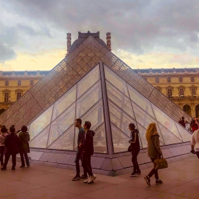 Orlane CEVA : Paris Photography : The Louvre