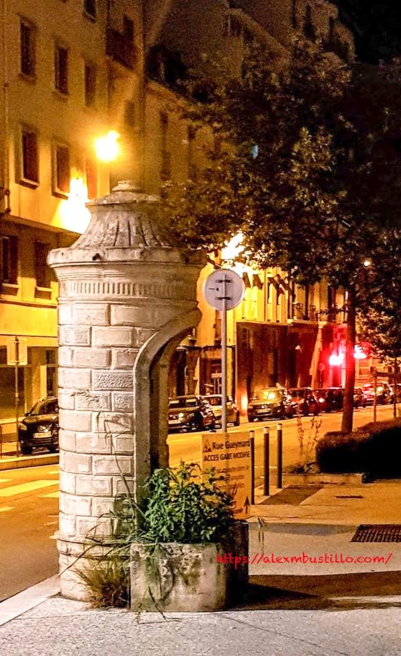 Quai Claude Bernard, Grenoble, FRANCE
