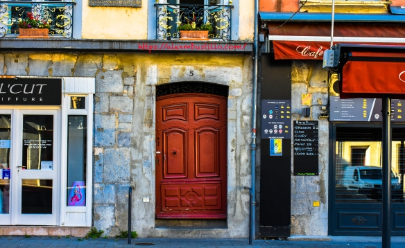 The Straight Door, Grenoble, France