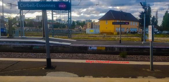 Corbeil-Essonnes, FRANCE SNCF