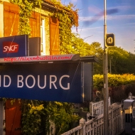 Grand Bourg Evry Gare SNCF