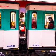 Metro Paris Ligne 12: Les Arrêts