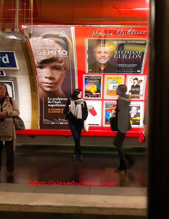 Paris Metro Line 11-RATP