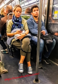 Riding That Metro, Paris RATP, France