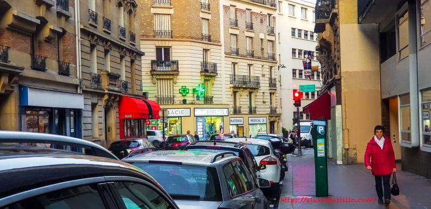 Rue des Morillons, Paris 15me