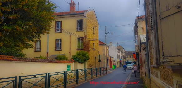 rue Marchand, Corbeil-Essonnes, France