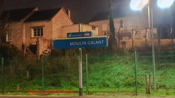 Gare RATP Moulin Galant, Corbeil-Essonnes, FRANCE