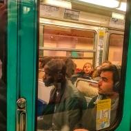 Metro Convention Paris Metro Ligne 12