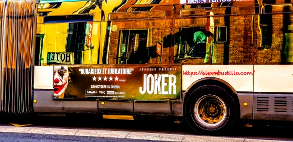 Joker Bus, Paris FRANCE