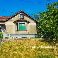 Maison, Gare du Moulin Galant, Corbeil-Essonnes FRANCE