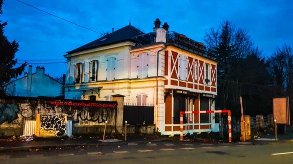 Route Nationale 6, Villeneuve Saint Georges, FRANCE
