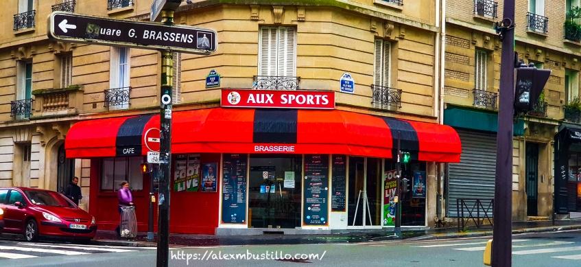 rue des Morillons à rue Olivier de Serres, Paris 15me