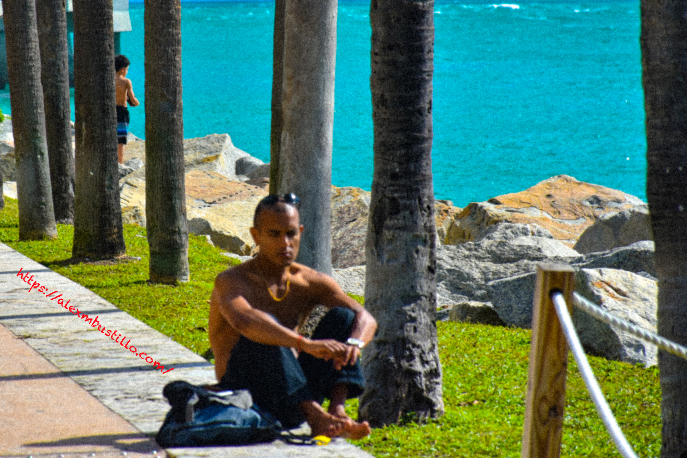 South Pointe Zen, South Beach, Miami, Florida