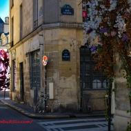rue Necker, 4me Arr, Paris