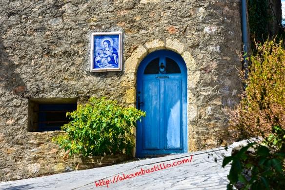 The Blue Chapel